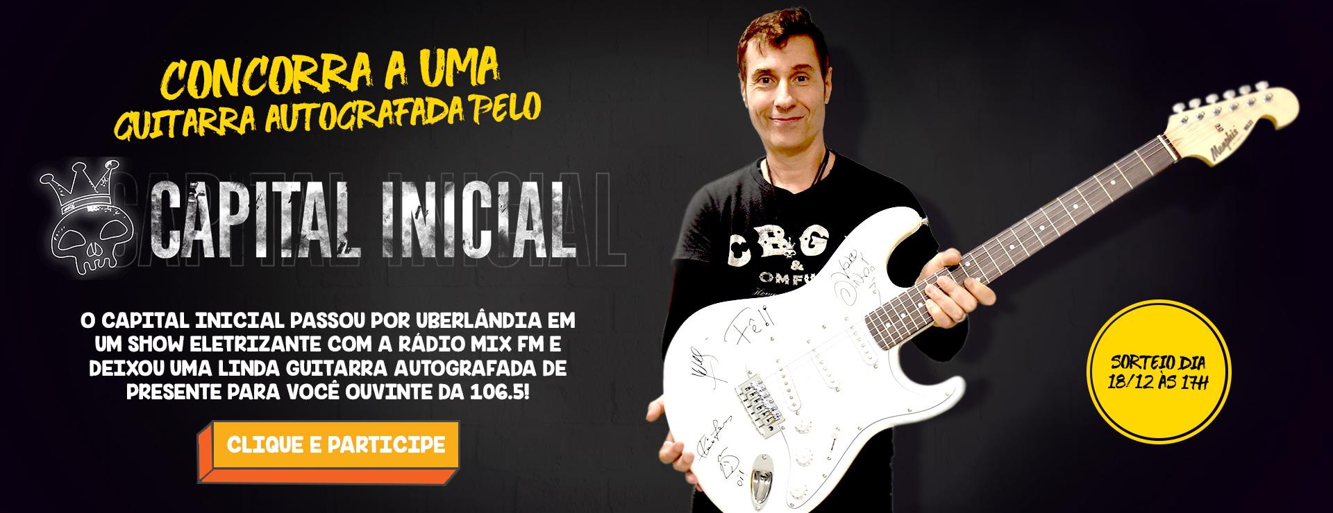 Guitarra Capital Inicial